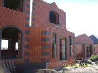 Заказной дом в 41-м мкр, 2012 год