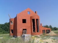 Заказной коттедж в пос.Таврово-15, 2011 год