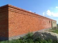 Заказной коттедж в пос. Новосадовый, 2008 год