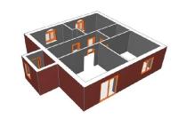 Продается дом в пос. Ближняя Игуменка, ул. Витаминная